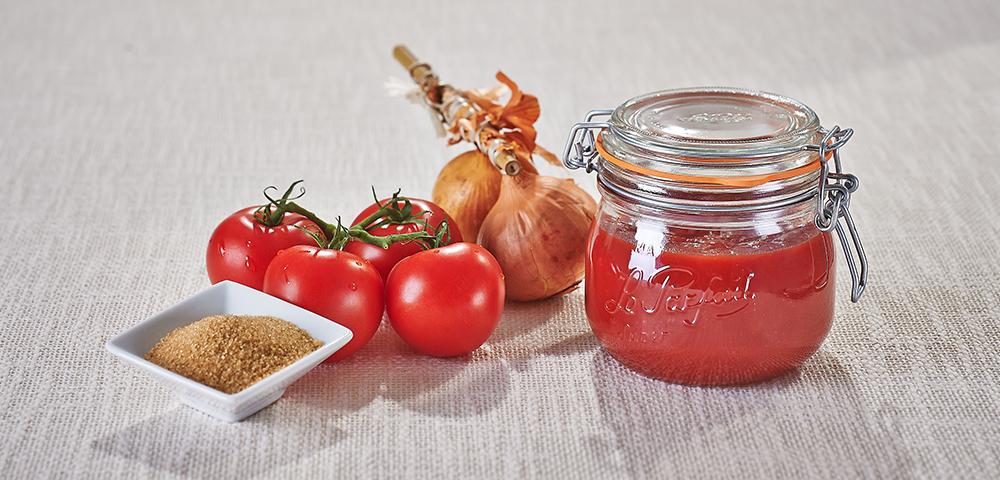 Stérilisation cocotte minute sauce tomate
