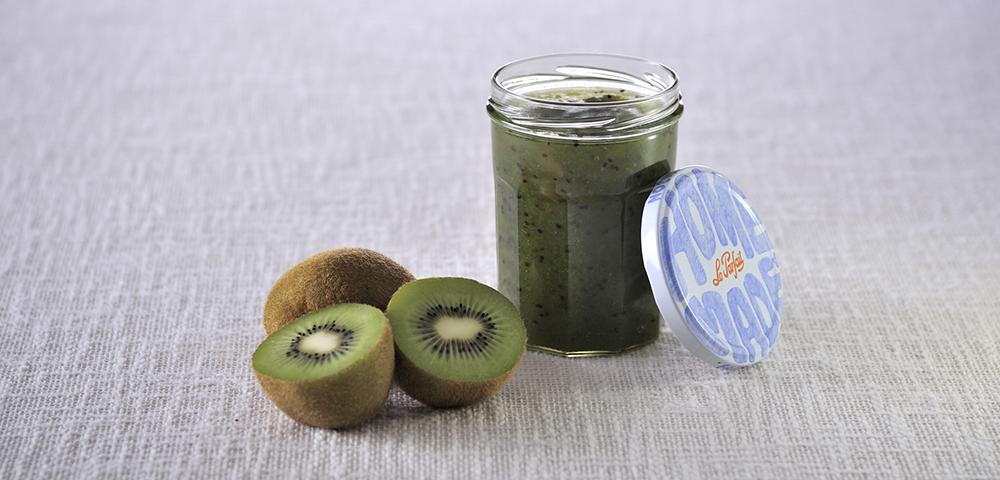 confiture de kiwi