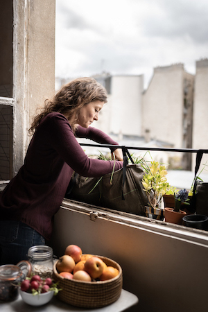 L'école comestible : l'éducation, du compost au ventre.