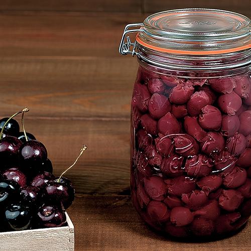 Bocaux conserves bocaux terrines et confituriers pour conserver vos recettes maison le parfait - Sterilisation plats cuisines bocaux ...
